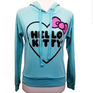 HELLO KITTY Hoodie Official Sweatshirt by Sanrio